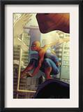 The Amazing Spider-Man 2 Cover: Spider-Man Prints by Stephane Roux