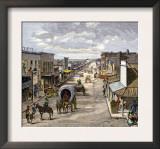 kansas  1870s posters