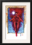 Daredevil 500: Daredevil Poster by David Mack
