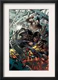 Wolverine: Origins 32 Cover: Wolverine, Cyber and Daken Prints by Yanick Paquette