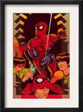 Spider-Man: Brand New Day - Extra!! 1 Cover: Spider-Man Posters by Tony Harris
