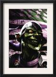 Thunderbolts 129 Cover: Green Goblin Prints by Francesco Mattina