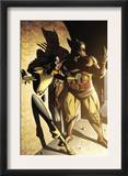 Wolverine: First Class 11 Cover: Wolverine and Shadowcat Posters by David Williams