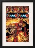 Marvel Adventures Iron Man 3 Group: Iron Man, Pepper Potts and Virginia Prints by Ronan Cliquet