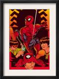 Spider-Man: With Great Power&amp;5 Cover: Spider-Man, Peter Parker Posters by Tony Harris