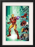 Iron Man: The End 1 Cover: Iron Man Print by Bob Layton