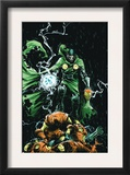 Iron Man & The Armor Wars 2 Cover: Dr. Doom Prints by Skottie Young