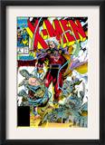 X-Men 2 Cover: Magneto and Professor X Prints by Jim Lee