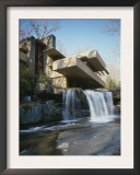 Fallingwater, State Route 381, Pennsylvania Posters by Frank Lloyd Wright