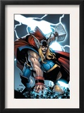 Avengers: The Initiative 21 Cover: Thor Posters by Humberto Ramos