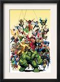 Avengers Classics 1 Cover: Hulk Prints by Art Adams