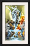Ultimate Fantastic Four 43 Cover: Mr. Fantastic Print by Pasqual Ferry