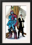 Ultimate Iron Man II 4 Cover: Iron Man, Stark and Tony Prints by Pasqual Ferry