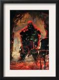 Skaar: Son Of Hulk 3 Cover: Skaar Jumping Posters by Ron Garney