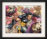 Ultimate X-Men 85 Group: Storm, Wolverine and Sentinel Posters by Yanick Paquette