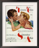 September Affair Posters