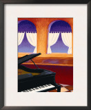 Piano Bar Posters