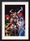 Wolverine Weapon X 10 Cover: Mystique, Phoenix and Wolverine Prints by Adam Kubert