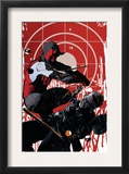 Daredevil Noir 3 Cover: Daredevil Posters by Tom Coker