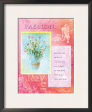 Passion of the Soul Print by Flavia Weedn