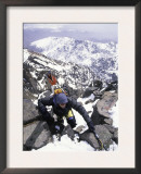 Ski Mountaineering in Morocco Posters by Michael Brown