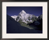 Pumori Landscape Everest, Nepal Prints by Michael Brown