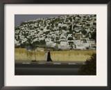 Cemetery, Morocco Prints by Pietro Simonetti