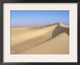 Sand Dunes of Namib Desert, Namibia Prints by Pete Oxford