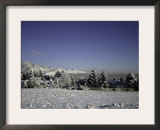 View Over Boulder in Winter, Colorado Prints by Dörte Pietron