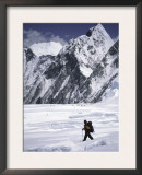 Almost Done for the Day, Highcamp Everest Prints by Michael Brown