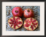 Pomegranate Fruit (Punica Granatum) Prints by  Reinhard
