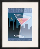 Martini Time Art