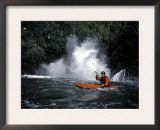 Sea Kayaking, USA Prints by Gordon Brown