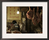 A Chineese Butcher Art by Ryan Ross