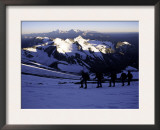 Climbing Aconcagua, Argentina Prints by Michael Brown