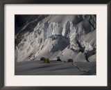 Camp One on Southside of Everest, Nepal Prints by Michael Brown