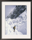 Khumbu Ice Fall, Nepal Posters by Michael Brown