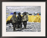 Everest Base Camp Prints by Michael Brown