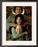 Vizzini, Inigo Montoya, and Fezzik Poster