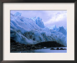 Perito Moreno Glacier and Terminal Moraine, Los Glaciares National Park, Argentina Prints by Pete Oxford