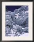 Khumbu Ice Fall, Nepal Prints by Michael Brown