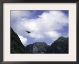 A Condor Flying Through the Mountains Prints by Pablo Sandor