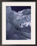 Khumbu Ice Fall, Nepal Posters by Michael Brown