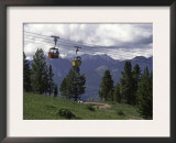 A Small Cablecar in Colorado Posters by Michael Brown