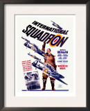 Ronald Reagan Squadron Movie Poster Prints