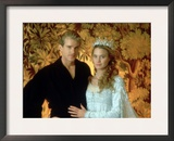 Westley and Buttercup Portrait Posters