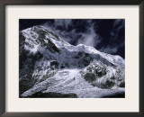 Glacier on the Southside of Everest, Nepal Prints by Michael Brown