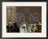 Old Men Talking, Morocco Posters by Pietro Simonetti