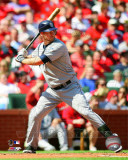 Chase Headley 2011 Action Photo