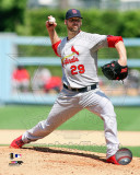 Chris Carpenter 2011 Action Photo